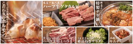 sumiyakiya halal menu